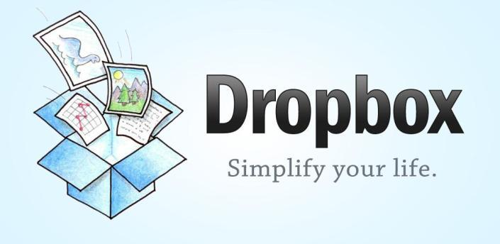 Dropbox til Android