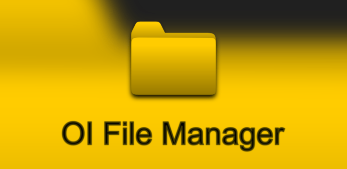 OI file manager til Android