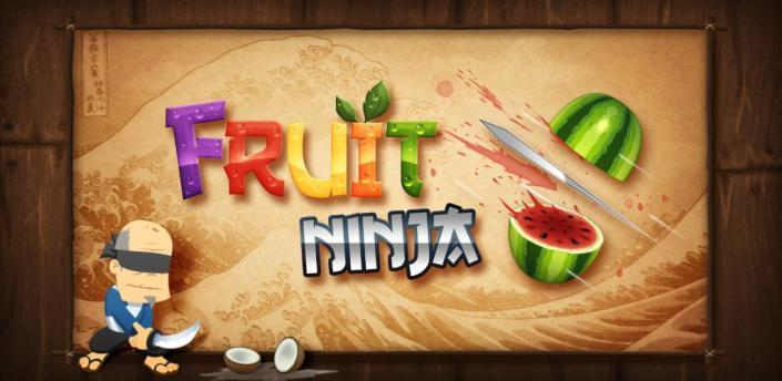 Fruit ninja til Android
