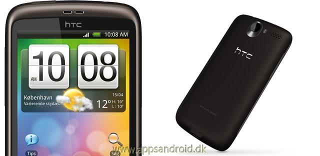 HTC Desire anmeldelse
