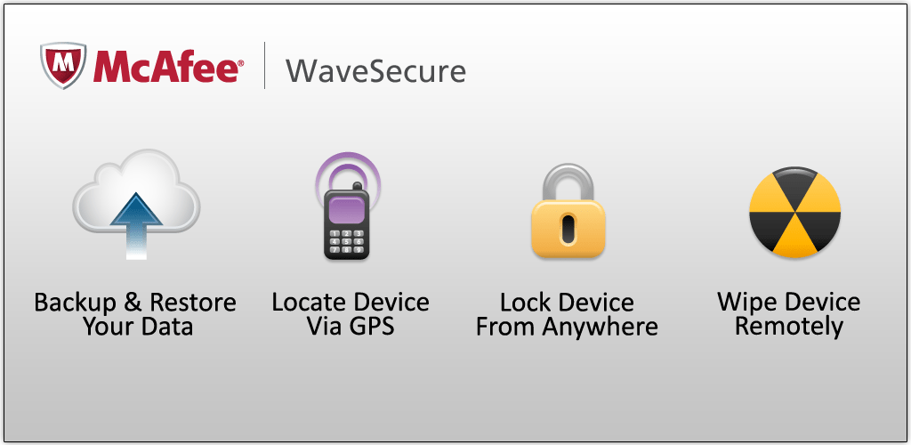 wavesecure for android