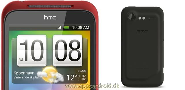 HTC Incredible S anmeldelse