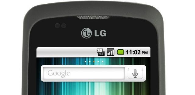LG Optimus One anmeldelse
