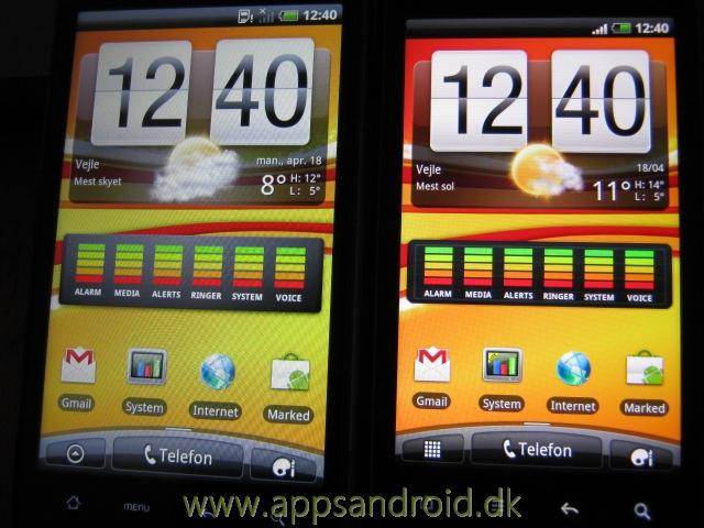 htc desire hd vs htc incredible s 2