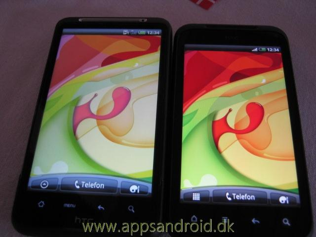 htc desire hd vs htc incredible s 3