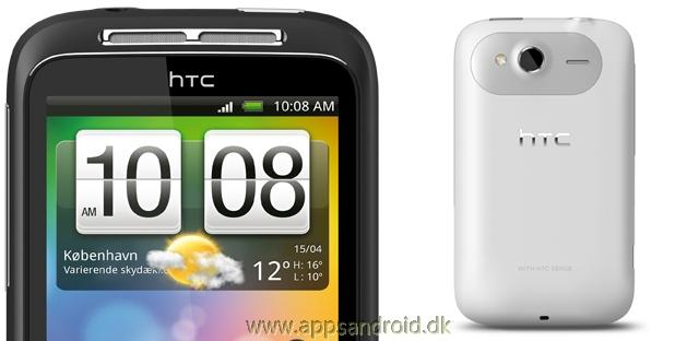 HTC Wildfire S anmeldelse