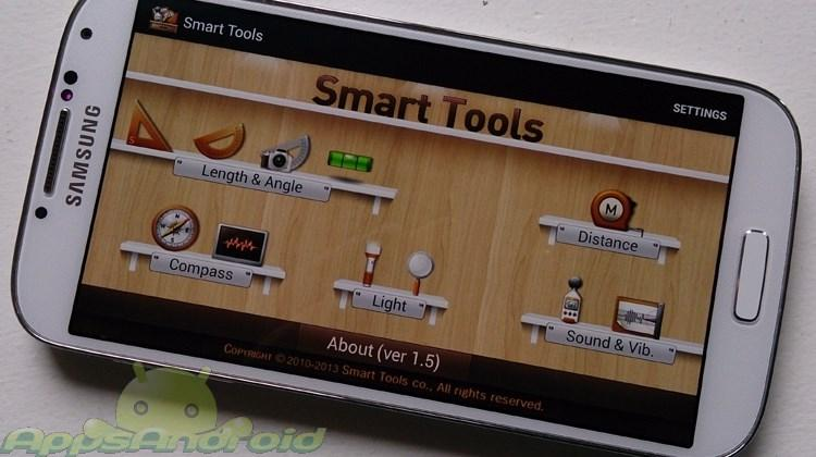 Smart Tools til Android