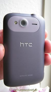 htc wildfire test 4