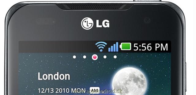 LG Optimus 2X anmeldelse