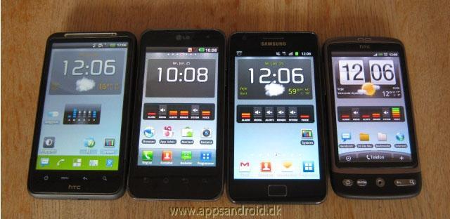 Samsung Galaxy S 2 test skrm 3