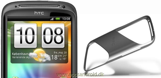 HTC Sensation anmeldelse
