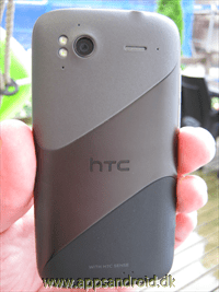 HTC Sensation test 1 ny