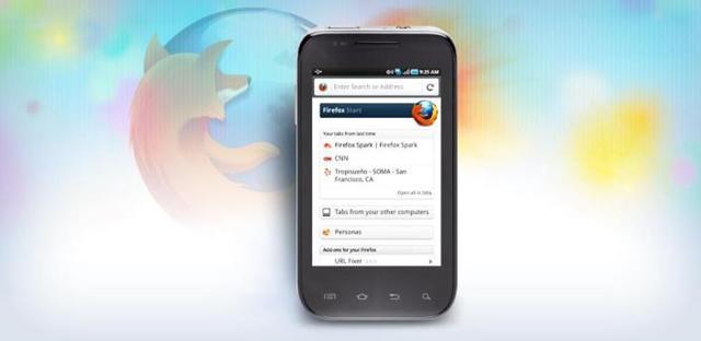 Firefox til Android