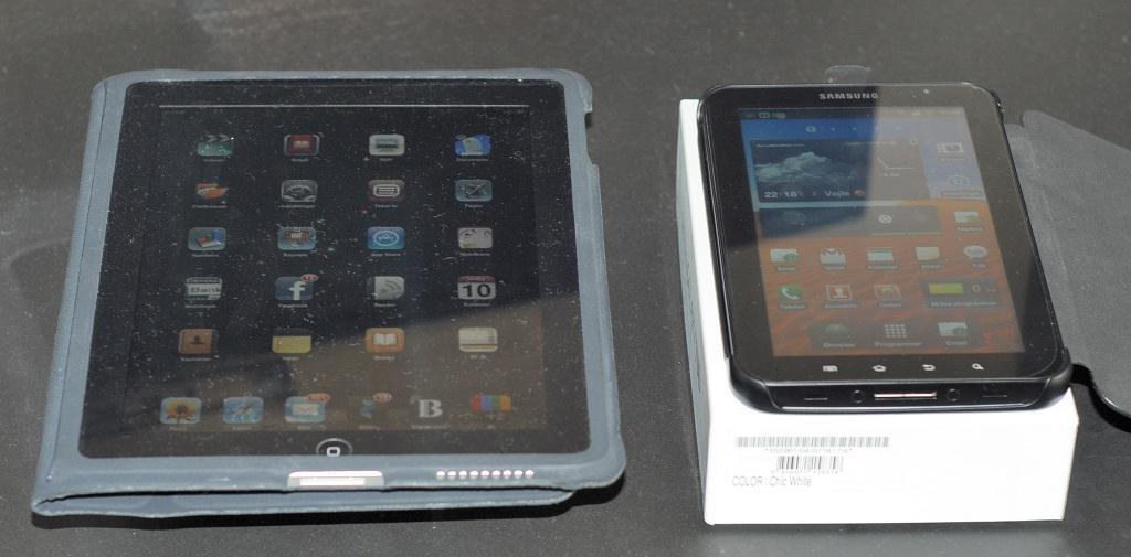 Ipad Samsung 2
