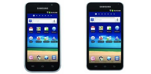 Samsung Galaxy Players 1