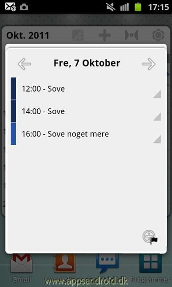 Pure Grid Calendar 5