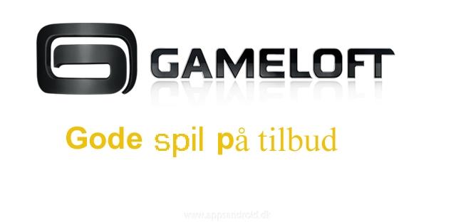 Gameloft_spil_tilbud