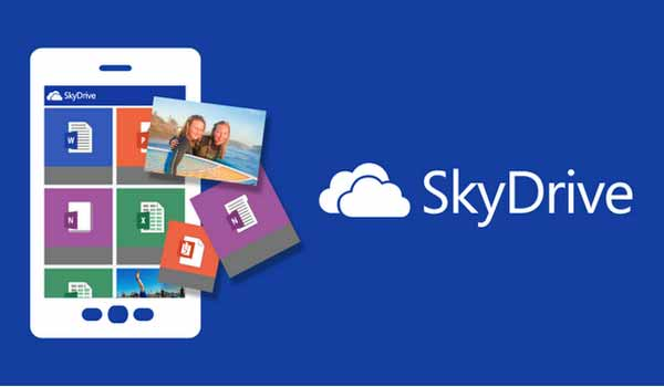 Microsoft-skydrive-Android