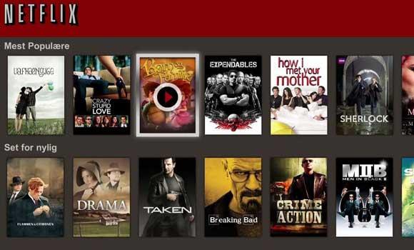 Netflix-DK