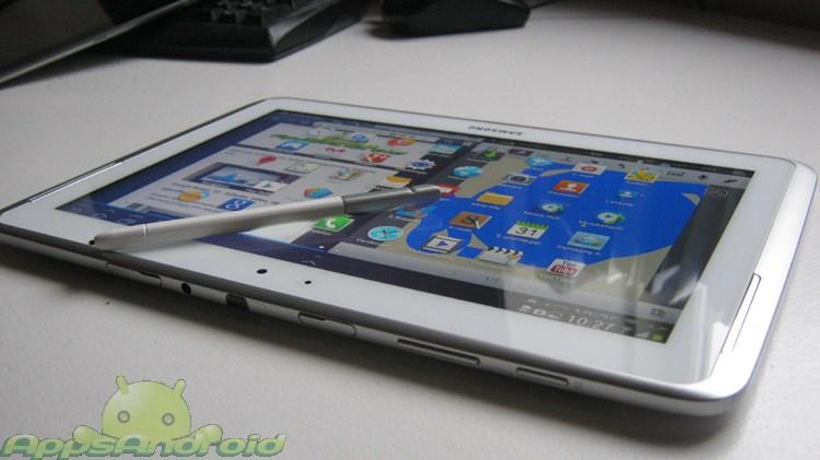 Samsung Galaxy Note 10 1 med stylus 1