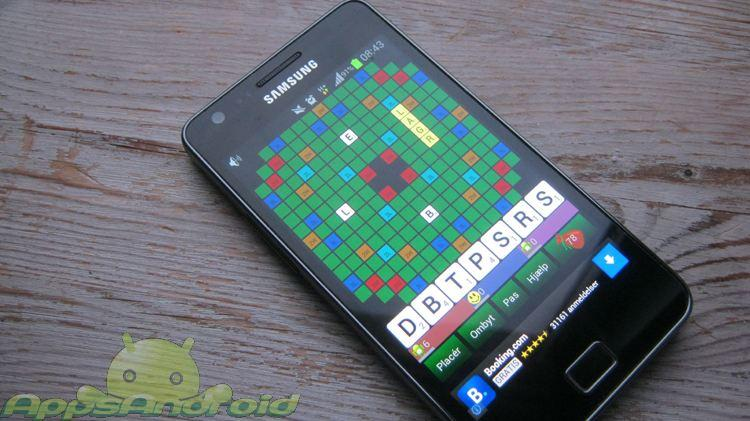 TwistWord Android spil