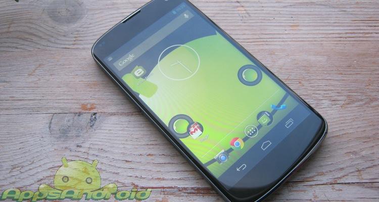 LG Nexus 4 DK