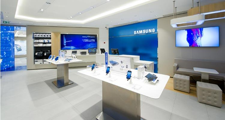 Samsung-mobile-store