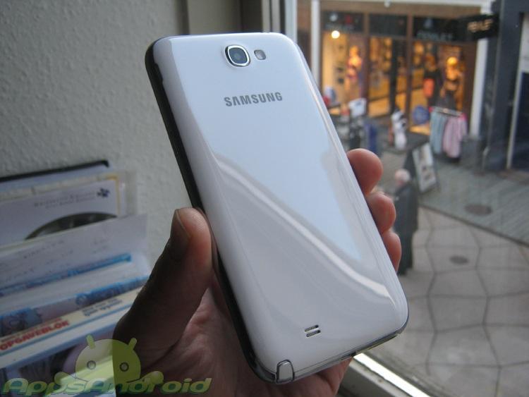 Samsung Galaxy Note 2 bag