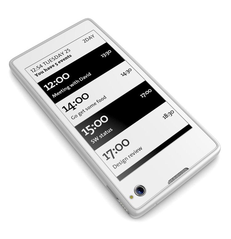 Yota-Android-smartphone-whi
