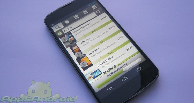 eTilbudsavis Android