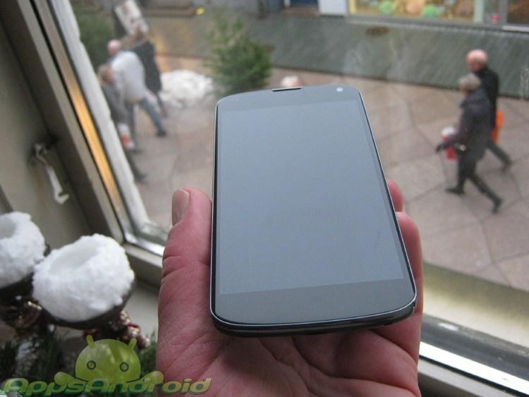 LG Nexus 4 test 3