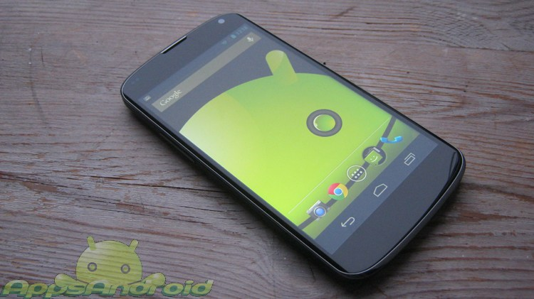 LG Nexus 4 test 4