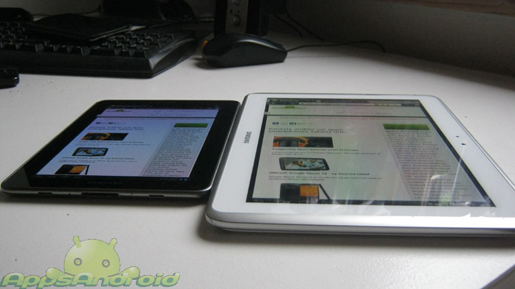 Samsung Galaxy Note 10 vs Samsung Galaxy Tab 7