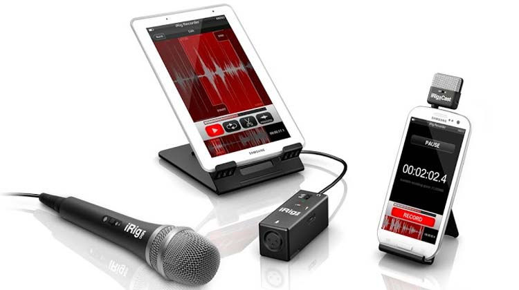 iRig-Android