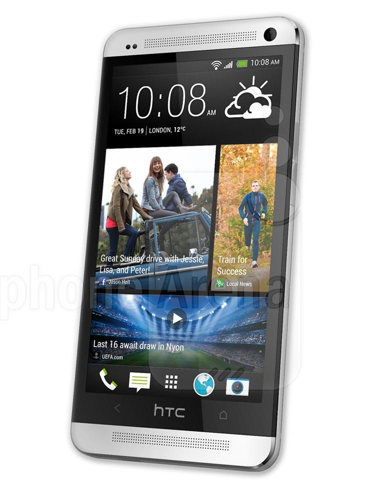 HTC-One-smartphone