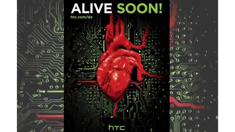 HTC-reklame