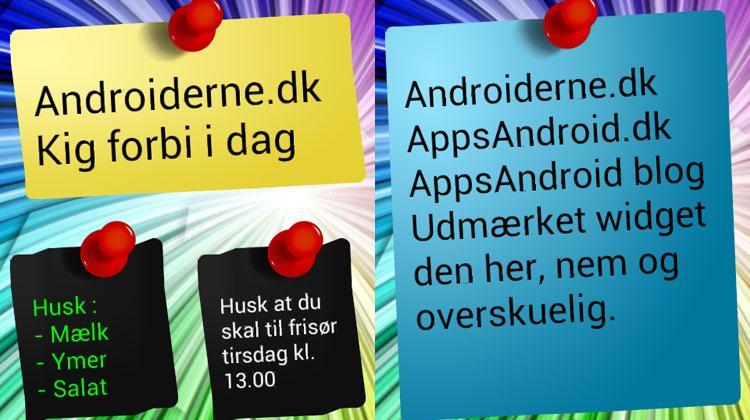 Notes-Widget-HD-dk