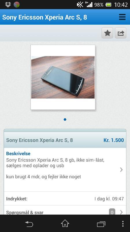 DBA-Android-app-Sony-Xperia