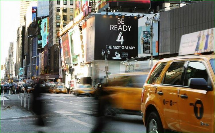 Galaxy-reklamerne