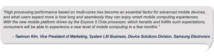 Samsung-Announces-the-Availability-of-Exynos-5-Octa-for-New-Generation-of-Mobile-Devices -Quote
