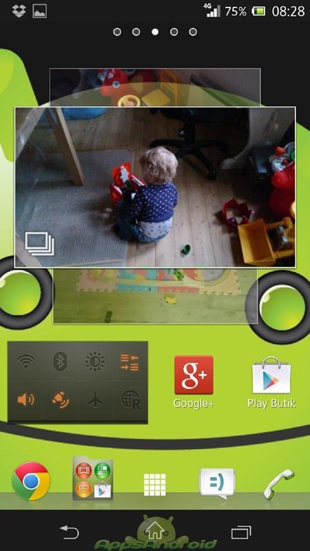 Sony Xperia Z UI 2