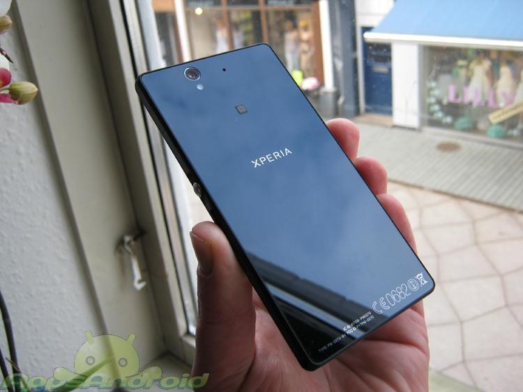 Sony Xperia Z test 8