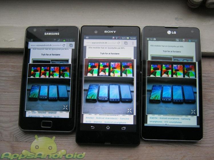 Sony vs LG vs Samsung