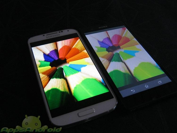 Samsung Galaxy S 4 vs Sony Xperia Z 3