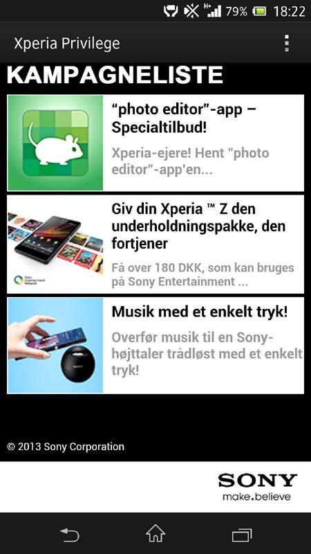 Xperia-privileges-app-til-A