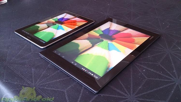 Galaxy S 7 vs Xperia tablet Z