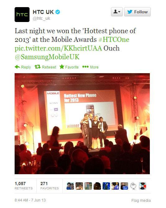 HTC-uk-tweet
