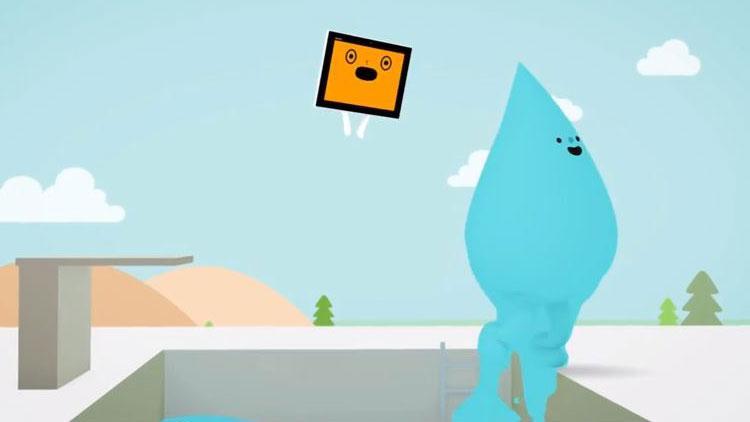Sony Xperia video-reklamer