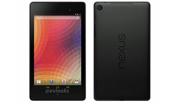 The new Asus Nexus 7