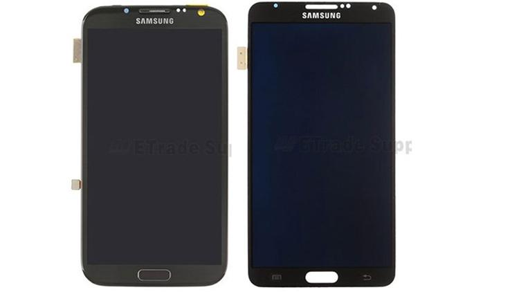 Galaxy Note 2 vs Galaxu Note 3